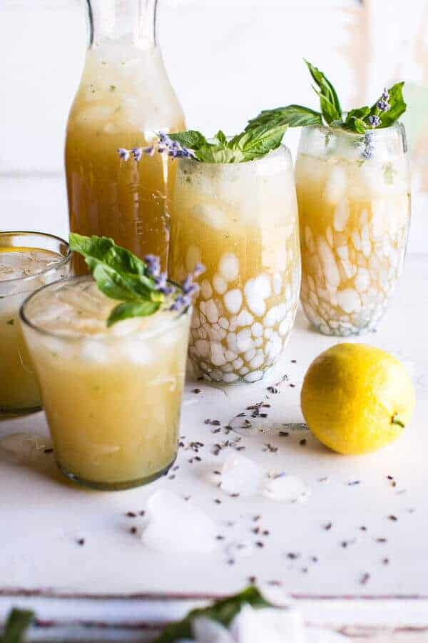 Honey-Basil Lemonade Recipes — Dishmaps