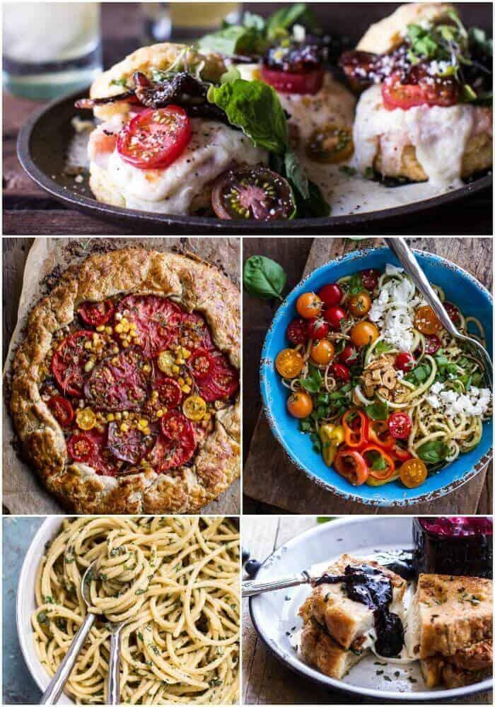 20 Recipes to Show your Mom you Love her to Pieces | halfbakedharvest.com @hbharvest