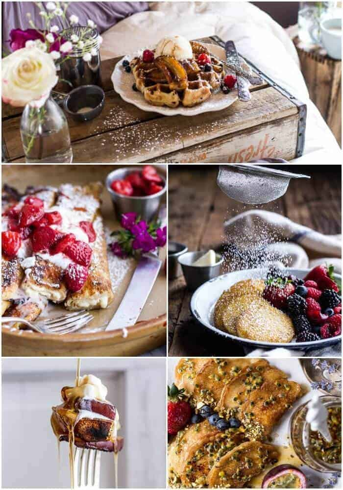 20 Recipes to Show your Mom you Love her to Pieces | halfbakedharvest.com @hbharvest