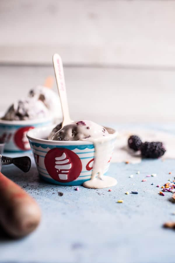 No Churn Ice Cream 5 Ways | halfbakedharvest.com @hbharvest