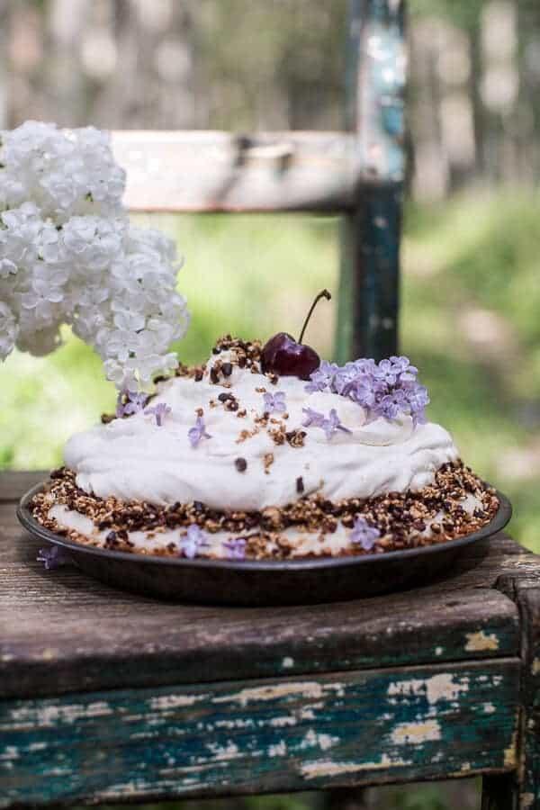 Miso Chocolate Fudge and Haupia (coconut pudding) Macaroon Pie ...