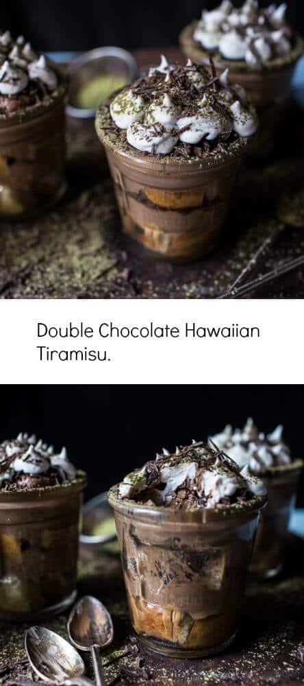 Double Chocolate Hawaiian Tiramisu | halfbakedharvest.com @hbharvest