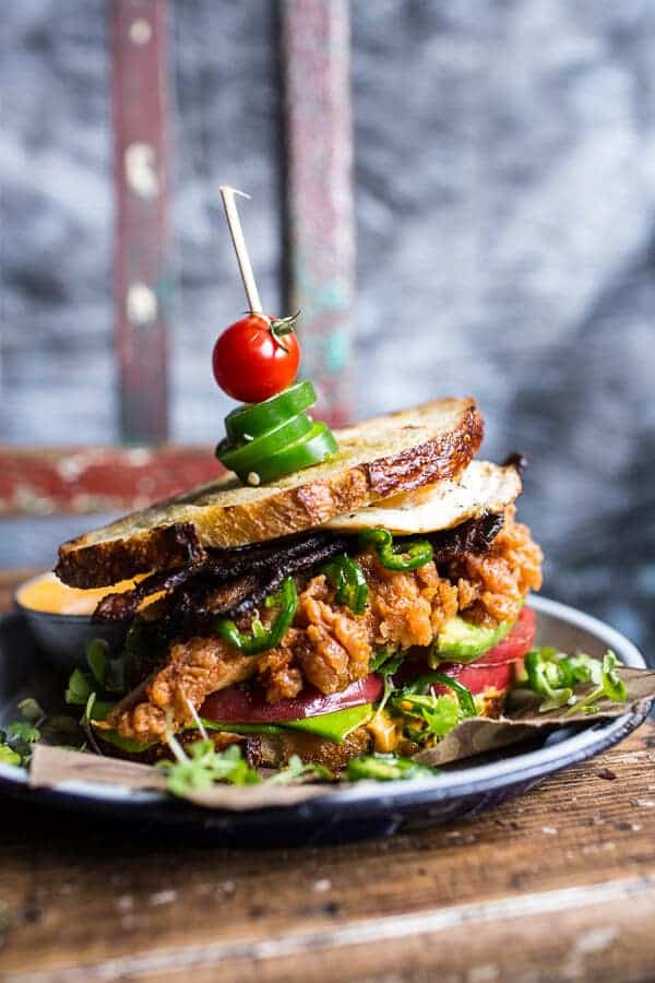 Fried Chicken BLT | halfbakedharvest.com @hbharvest