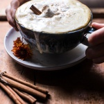 Coconut Pumpkin Spice Latte + Video