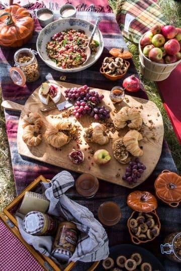Fall Harvest Peanut Picnic + a Family Hike!