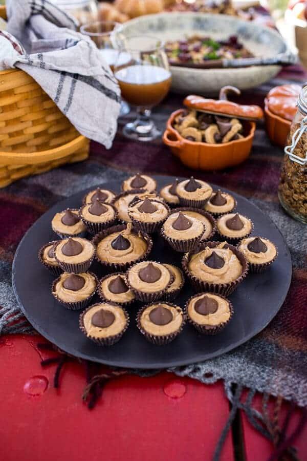 Chocolate Peanut Butter Kisses | halfbakedharvest.com @hbharvest