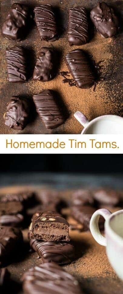 Homemade Tim Tams | halfbakedharvest.com @hbharvest