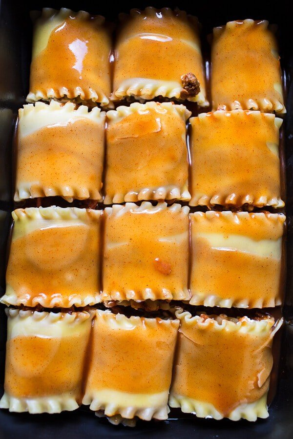 Spicy Mexican Lasagna Roll Ups | halfbakedharvest.com @hbharvest