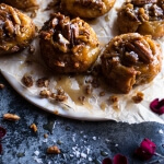 Cheat's Brown Butter and Salted Maple Pecan Sticky Buns + Video.