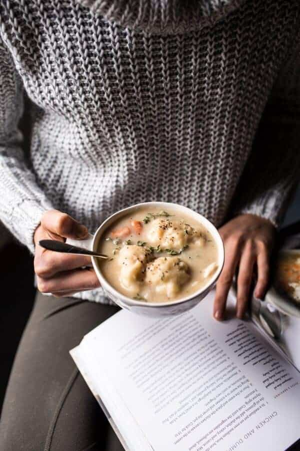 Chicken and Dumplings | halfbakedharvest.com @hbharvest