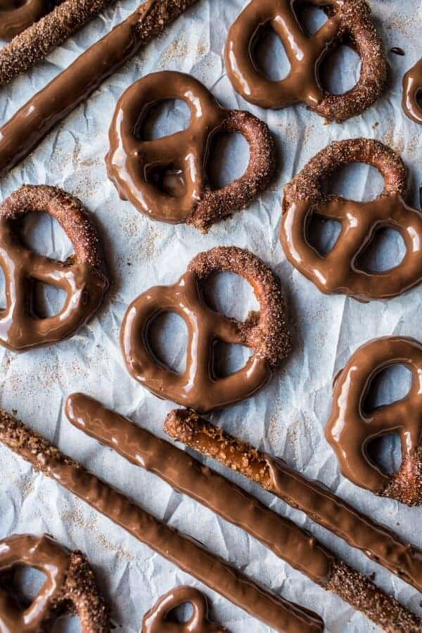 how to make cinnamon pretzels wikihow