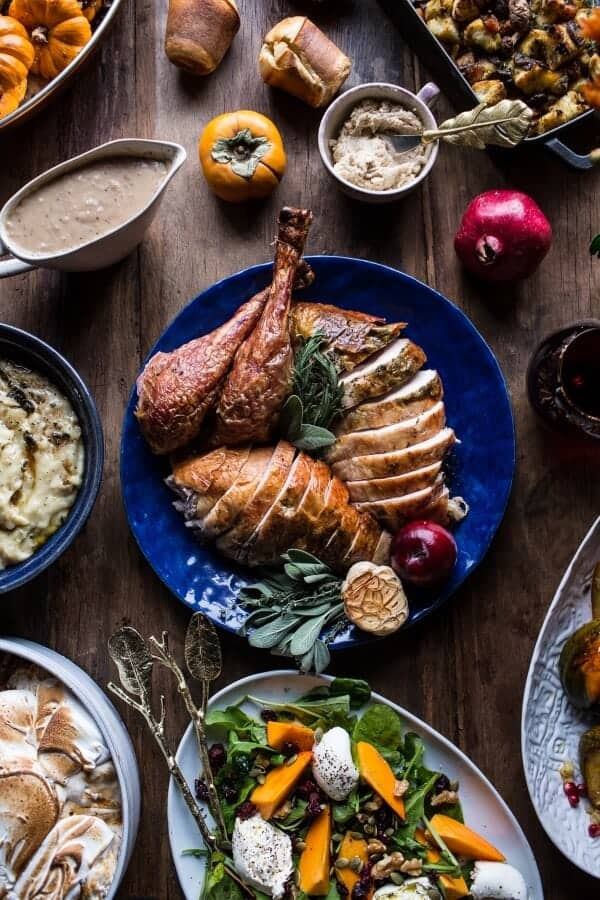 My Ultimate Thanksgiving Menu | halfbakedharvest.com @hbharvest