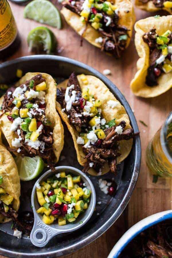 Birria Puffy Tacos   halfbakedharvest.com @hbharvest