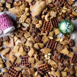 Easy Crockpot (Christmas Eve) Chex Mix (VIDEO).
