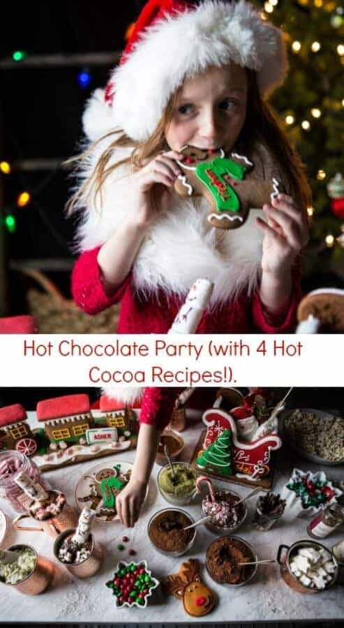 Hot Chocolate Party (with 4 Hot Cocoa Recipes!) | halfbakedharvest.com @hbharvest