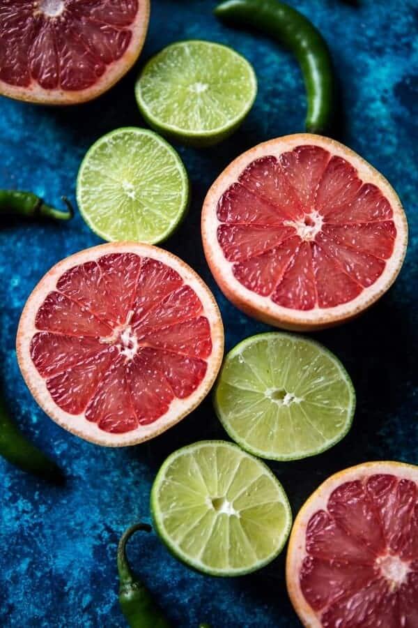 Spicy Grapefruit Margarita-2