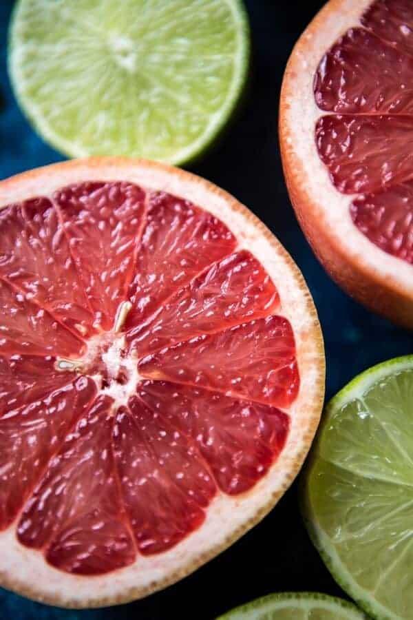 Spicy Grapefruit Margarita-3