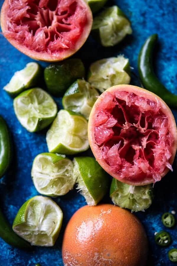 Spicy Grapefruit Margarita-4