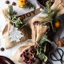 The Gift Of A Christmas Scent Homemade Holiday Potpourri Giveaway Halfbakedharvest