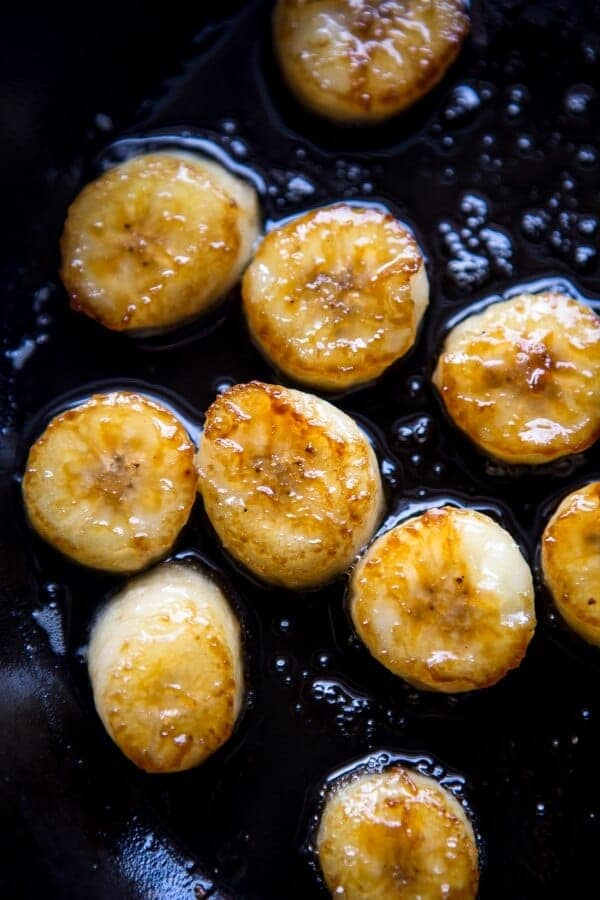 Coconut Chia Oats with Caramelized Bananas-4