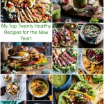 My Top Twenty Healthy Recipes for the New Year | halfbakedharvest.com @hbharvest