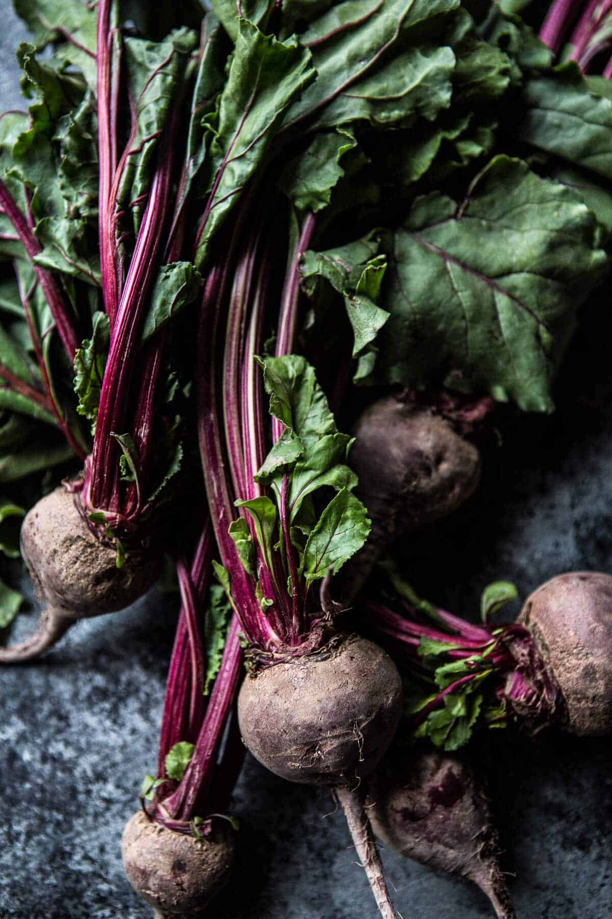 Roasted Beet Hummus (VIDEO)-2