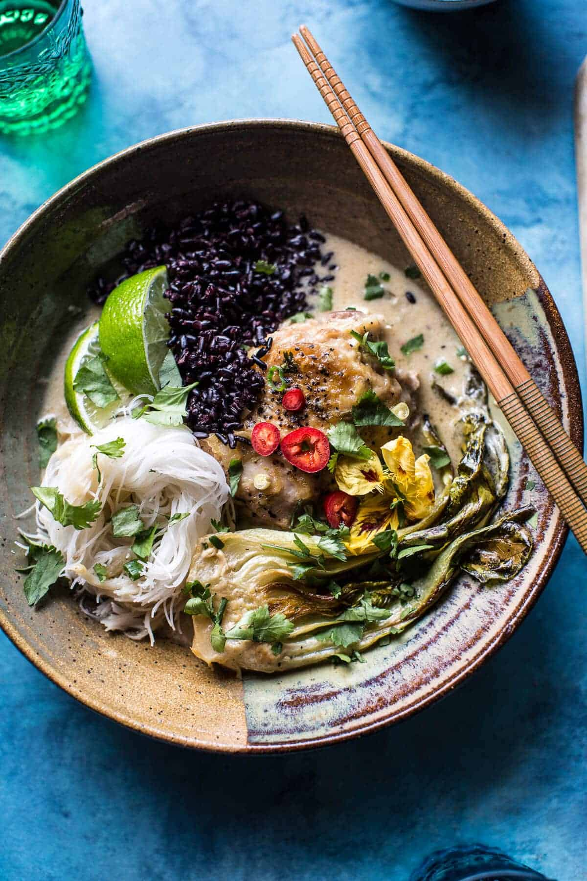 Thai Lemongrass Chicken Braised In Coconut Milk Half Baked Harvest