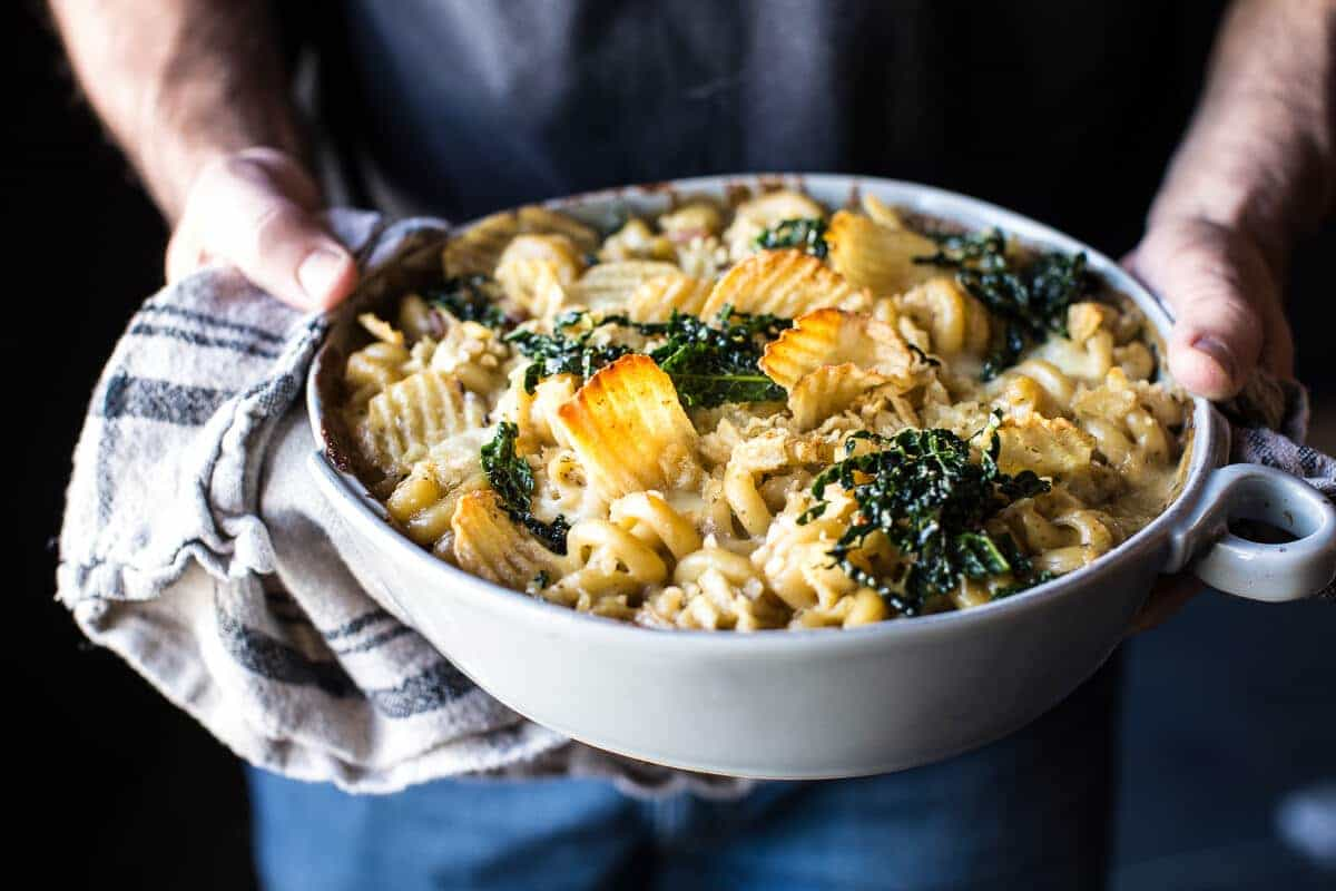 Irishman's Mac and Cheese | halfbakedharvest.com @hbharvest