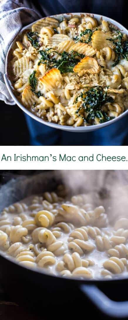An Irishman's Mac and Cheese | halfbakedharvest.com @hbharvest