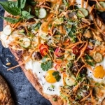 Banh Mi Pizza.