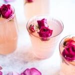 Rose Lemon Spriter | halfbakedharvest.com @hbharvest