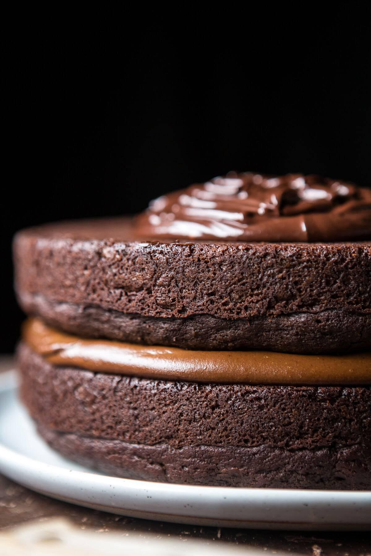 Incredible Vegan Chocolate Cake