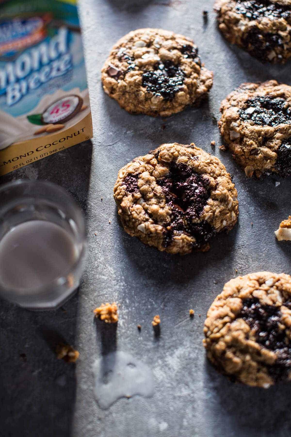 Coconut Chocolate Chunk Cookies | halfbakedharvest.com @hbharvest