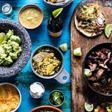 Mexican Carnitas Bar!