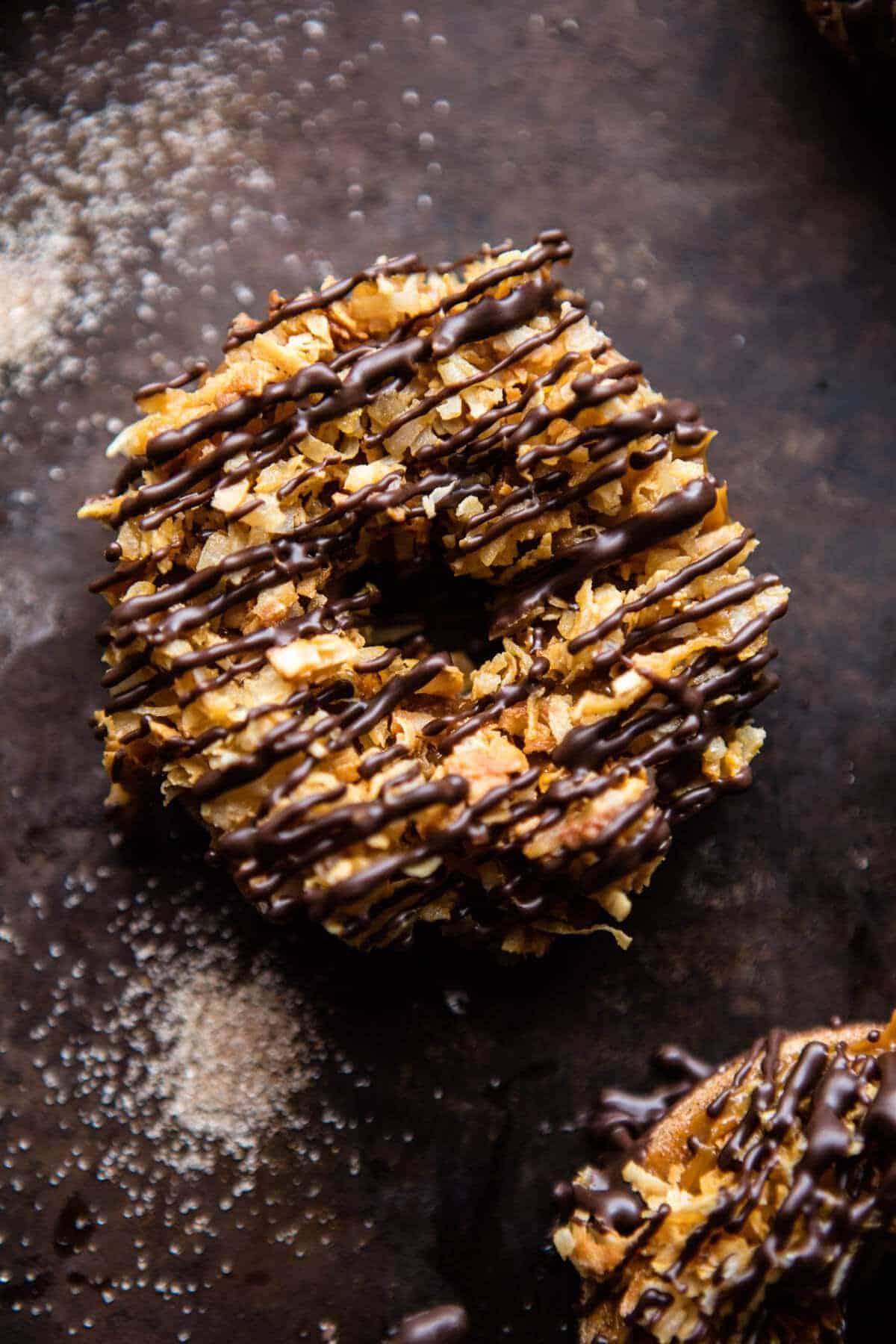 Mexican Samoas Cookies | halfbakedharvest.com @hbharvest
