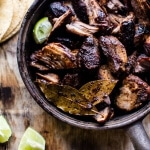 My Favorite Slow Roasted Pork Carnitas.