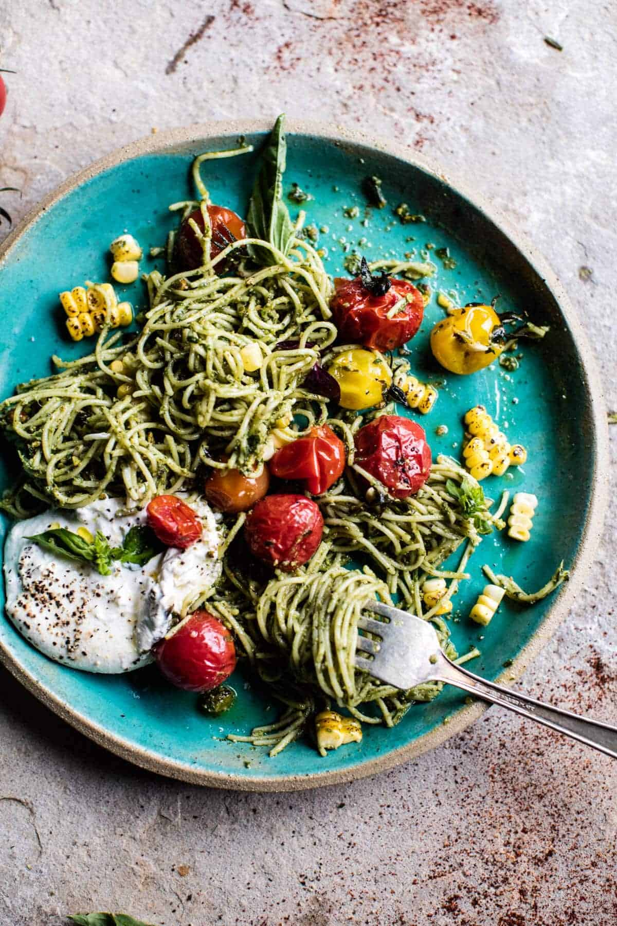 Charred Corn And Zucchini With Basil Recipes — Dishmaps