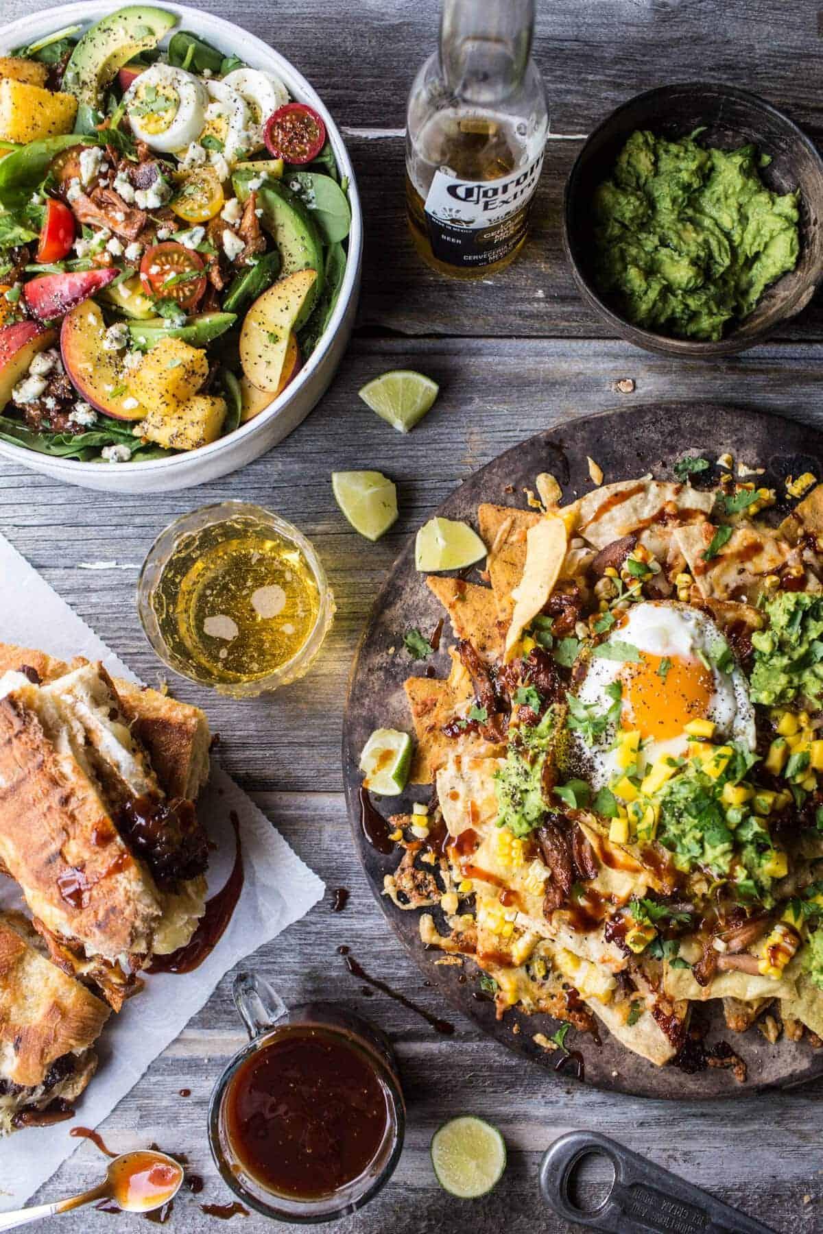 Leftover Summer BBQ Recipes 3 Ways | halfbakedharvest.com @hbharvest