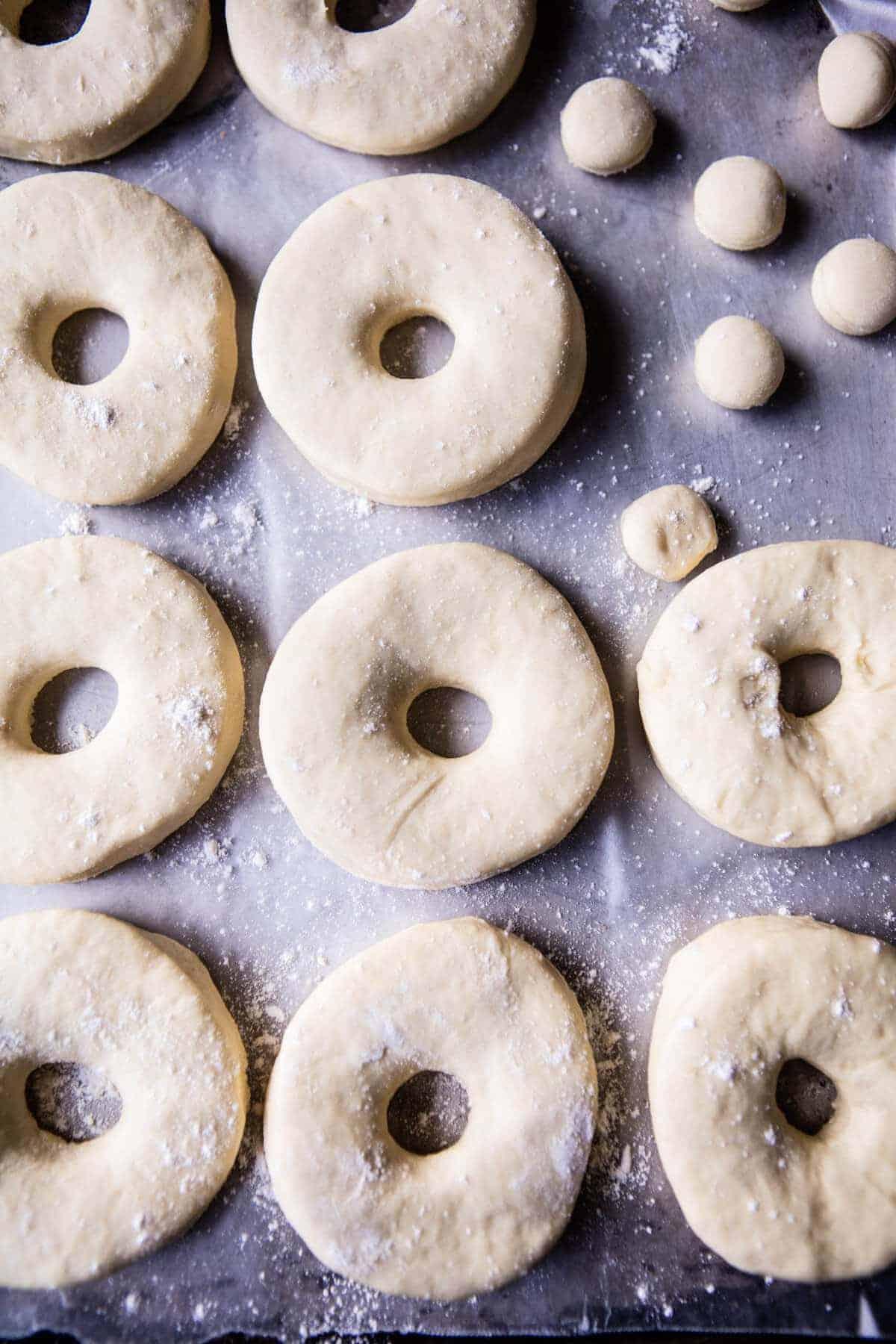 Strawberry Shortcake Grilled Doughnuts | halfbakedharvest.com @hbharvest