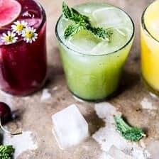 Summer Sodas 3 Ways.