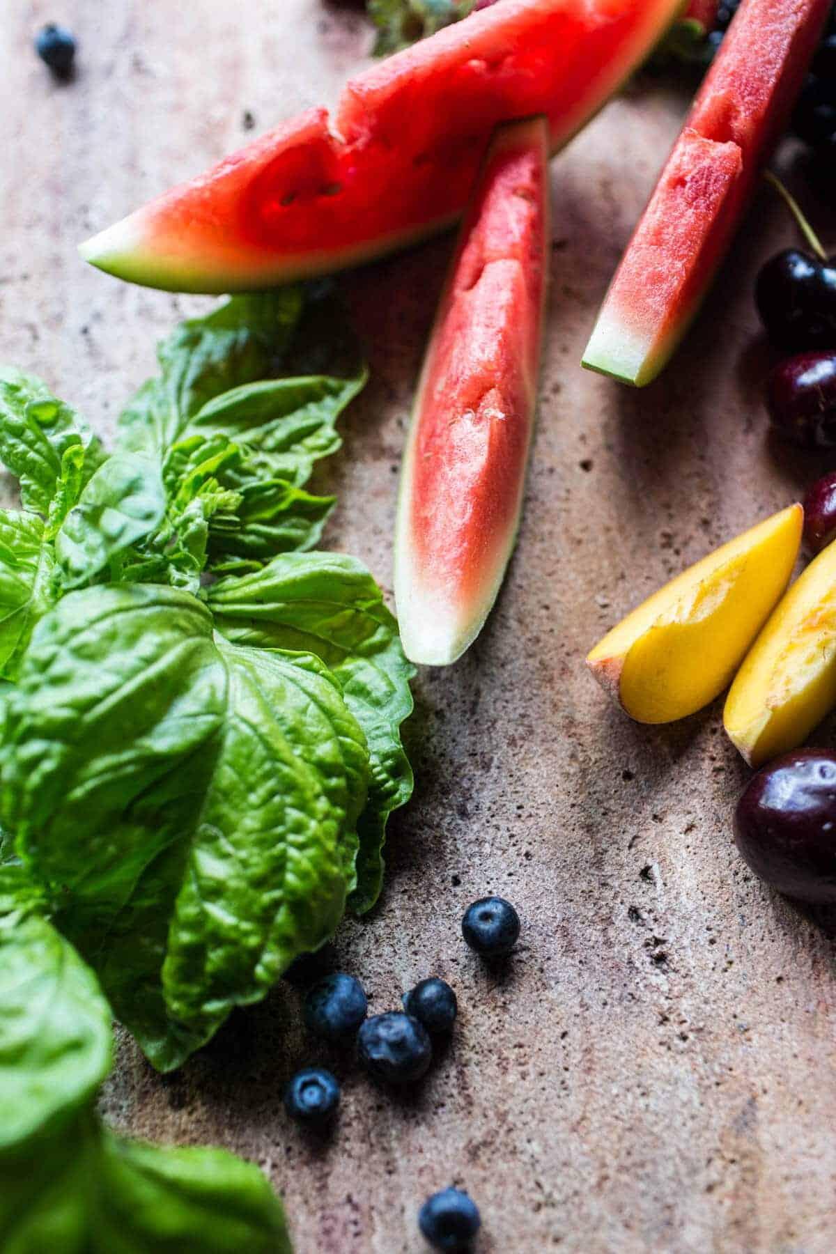 Summer Fruit Plate | halfbakedharvest.com @hbharvest