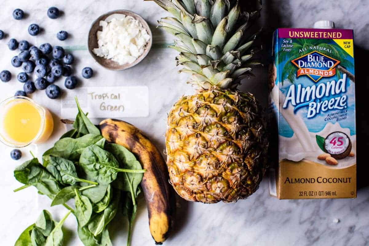 Freezer Smoothie Packs 6 Ways   halfbakedharvest.com @hbharvest