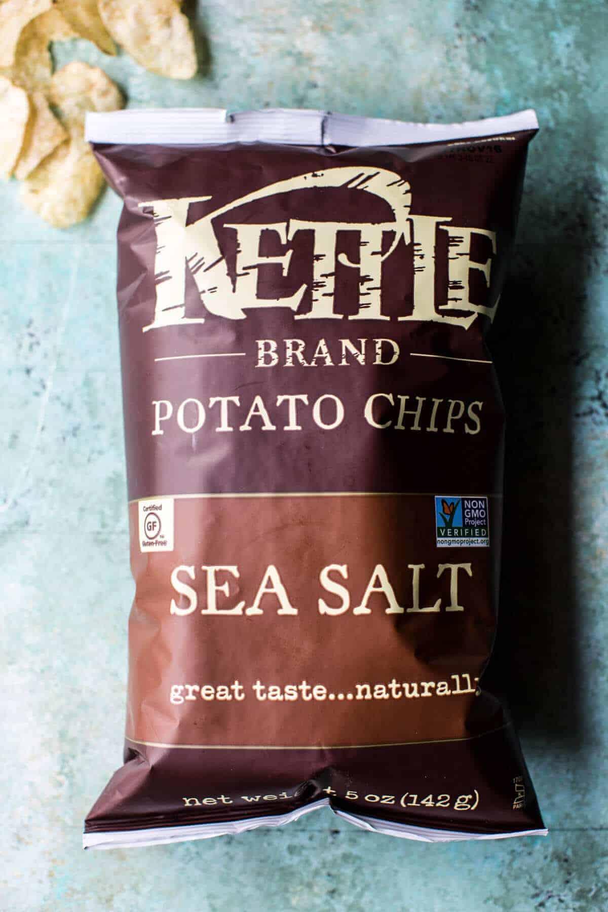 Salted Caramel Chocolate Covered Potato Chip Sundaes   halfbakedharvest.com @hbharvest