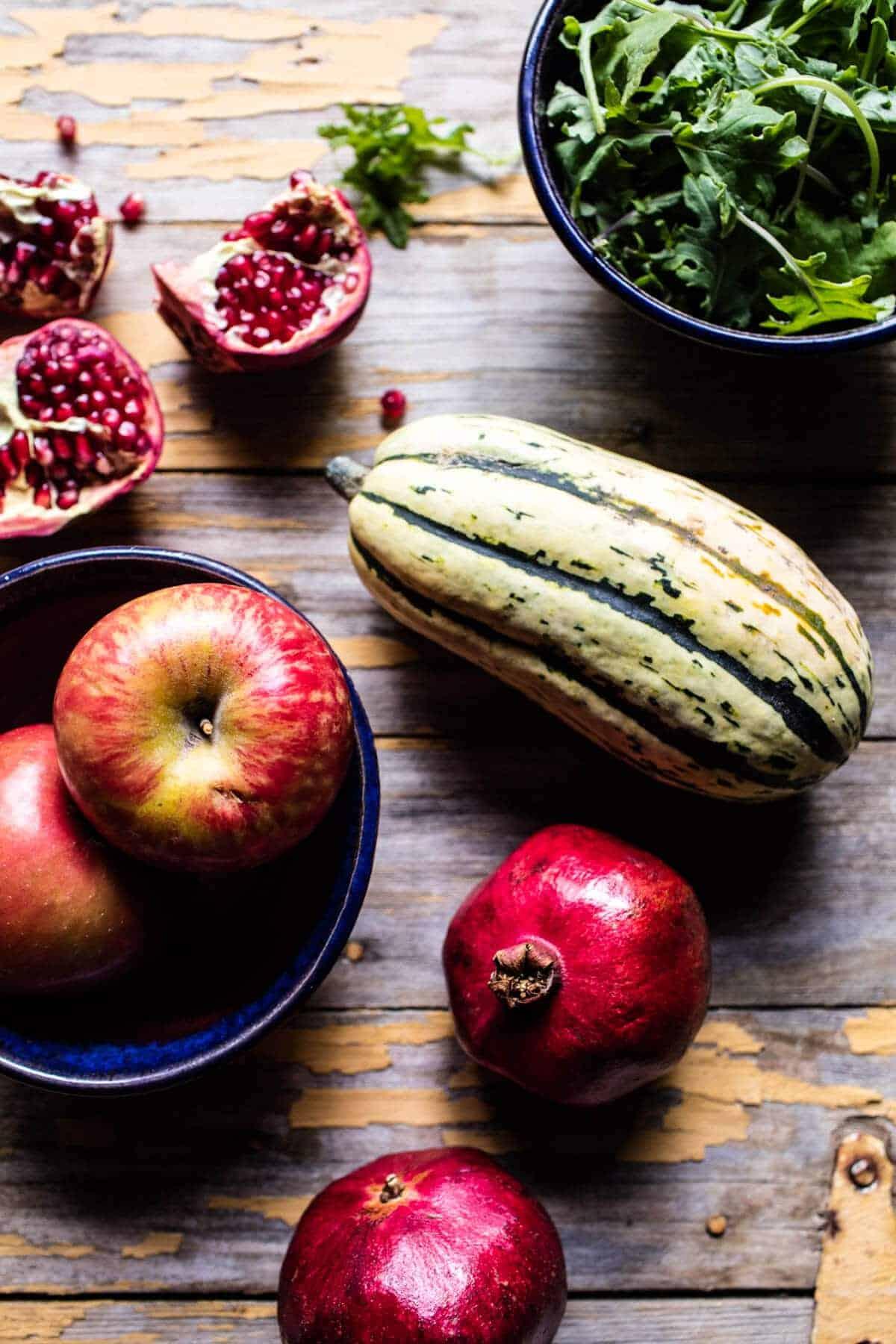 Fall Harvest Quinoa Salad | halfbakedharvest.com @hbharvest