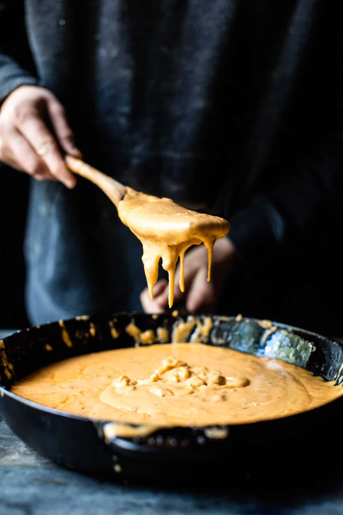 Pumpkin Beer Pretzels with Chipotle Queso | halfbakedharvest.com @hbharvest