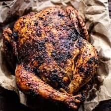 Magic Faux-Tisserie Chicken.