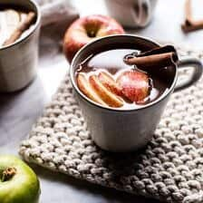 Maple Apple Cider.