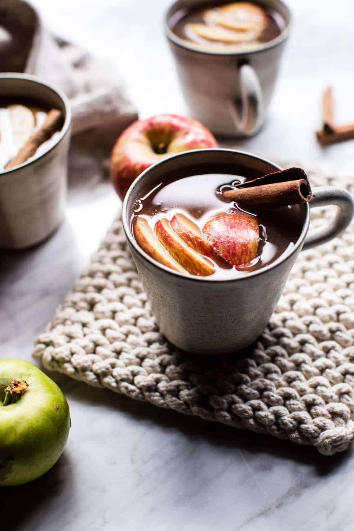 Maple Apple Cider | halfbakedharvest.com @hbharvest
