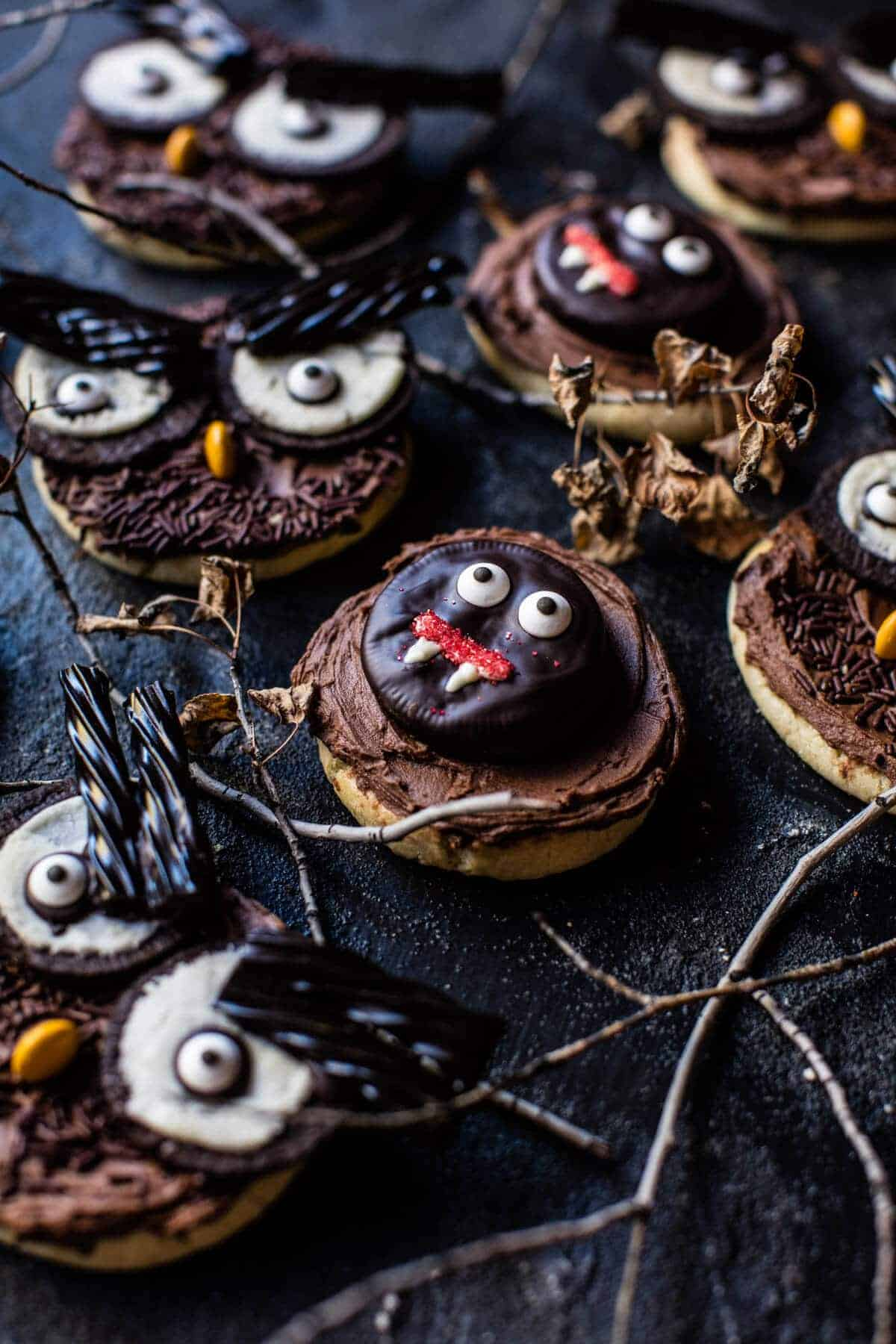 Monster Mash Cookies | halfbakedharvest.com @hbharvest