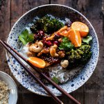 20 Minute Cranberry Orange Stir Fry | halfbakedharvest.com @hbharvest